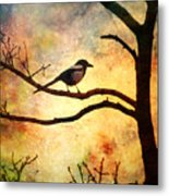 Believing In The Morning Metal Print