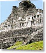 Belize Mayan Ruins  Metal Print