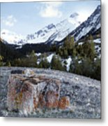 Bell Mountain Metal Print