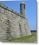 Bell Tower Of The Castillo Metal Print