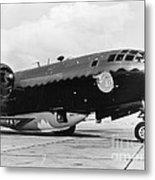 Bell X-1 Resting In Belly Of B-29, 1947 Metal Print