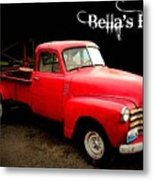 Bella's Ride Metal Print