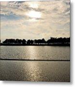 Belle Isle Lake Metal Print