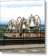 Bells At The Abbey Metal Print