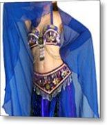 Belly Dance Modeling. Sofia Of Ameynra Metal Print