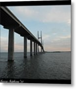Below The Sidney Lanier Metal Print