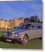 Bentley Automobile Metal Print