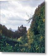 Berlepsch Castle Metal Print