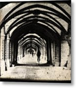Berlin Arches Metal Print