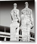 Berlin Olympiastadion - Berlin Olympic Stadium Metal Print