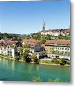Bern, Switzerland Capital City Metal Print