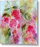 Berries Galore Metal Print