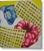 Berry Mix 2 Metal Print