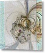Bespangle Bare  Id 16099-020425-95051 Metal Print