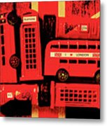 Best Of Britain Metal Print