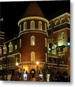 Best Western Plus Windsor Hotel - Christmas Metal Print