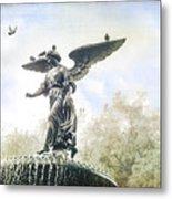 Bethesda Angel Metal Print