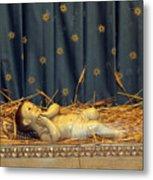 bethlehem - Baby Jesus  Metal Print