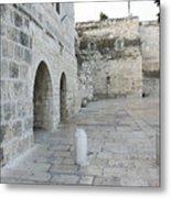 Bethlehem - Manger Square Metal Print