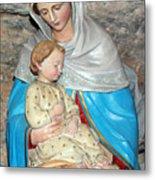 Bethlehem - Milk Grotto Church  Metal Print