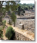Bethlehem - Solomon's Pools Metal Print