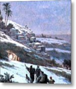Bethlehem 1893 Metal Print