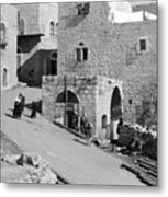 Bethlehem Homes Metal Print
