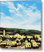 Bethlehem New Day Metal Print