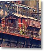 Bethlehem Steel #10 Metal Print