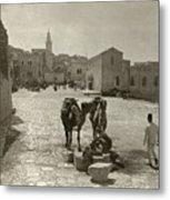 Bethlehem: Street, C1911 Metal Print