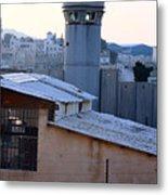 Bethlehem Watchtower Metal Print