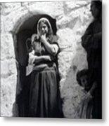Bethlehemites Women 1900s Metal Print