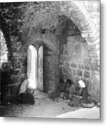 Bethlehemites Women Working Year 1925 Metal Print
