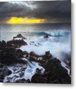 Between Two Storms Metal Print
