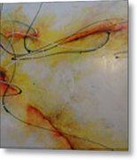 Between You And Me  Metal Print