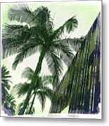 Beverly Hills Rodeo Drive 1 Metal Print