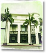 Beverly Hills Rodeo Drive 2 Metal Print
