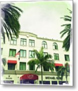 Beverly Hills Rodeo Drive 5 Metal Print