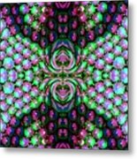 Bewitched Pattern Three Metal Print