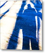 Beyond A Shadow 1 Metal Print