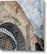 Beyond The Gates Metal Print