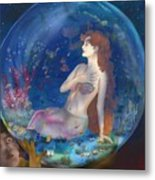 Beyond The Sea Metal Print