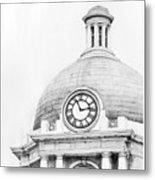 Bibb Courthouse 1 Metal Print