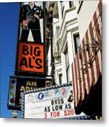 Big Al's Metal Print by Mary Capriole