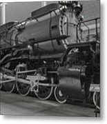Big Boy 4017 Metal Print