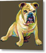 Big Boy Metal Print