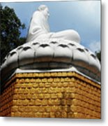 Big Buddha 1 Metal Print