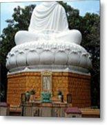Big Buddha 3 Metal Print