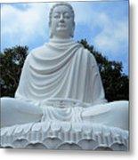 Big Buddha 4 Metal Print