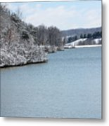 Big Ditch Lake 2 Metal Print
